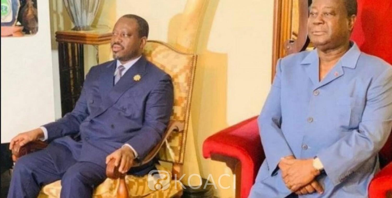 Côte d'Ivoire : Accord-cadre Bédié-Gbagbo, Adjoumani note la non association de Soro dénonce une « escroquerie politique »