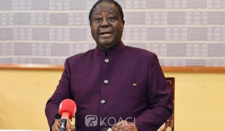 Côte d'Ivoire : Une vidéo de Bédié mise en ligne s'apparentant  au non-respect des mesures barrières du Covid19, la  Direction du PDCI dénonce