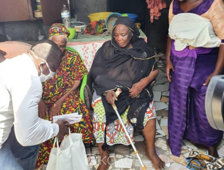 Côte d'Ivoire :  Les jeunes actifs consolident les populations du grand Abidjan