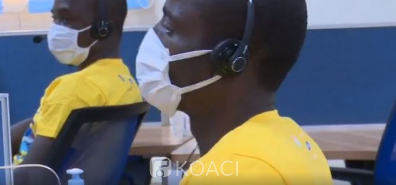 Côte d'Ivoire : Covid-19, MTN met à la disposition de l'Etat ivoirien un centre d'appel d'une capacité de 5000 appels par jour
