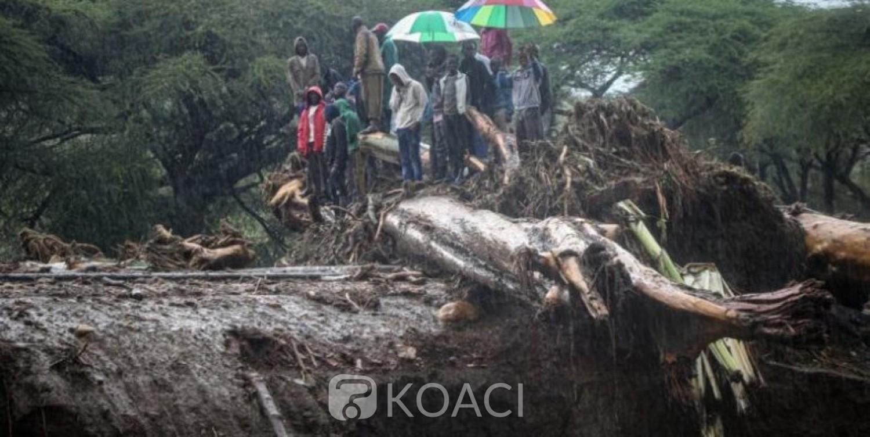 Kenya : De fortes pluies ont fait près de 200 morts en un mois