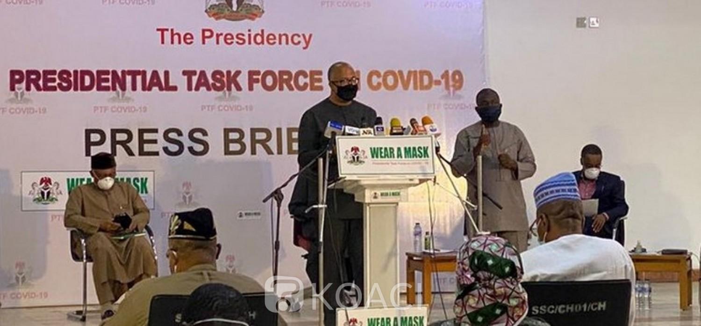Nigeria :  Le gouvernement disposé à valider le traitement local contre le coronavirus
