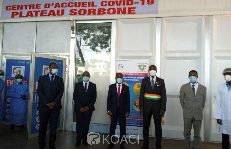 Côte d'Ivoire : COVID-19, le représentant résident de l'OMS exhorte les populations à se faire dépister pour connaître leur statut