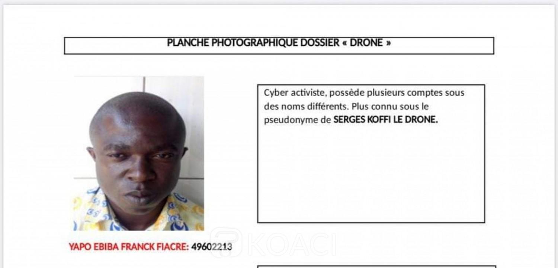 Côte d'Ivoire : Arrestation du cyberactiviste « Serge Koffi le drone », d'autres en vue