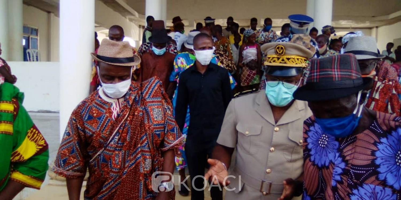 Côte d'Ivoire : Songon-Dagbé, affaire violation des lois coutumières, la vaine intervention du représentant de l'État, populations campées