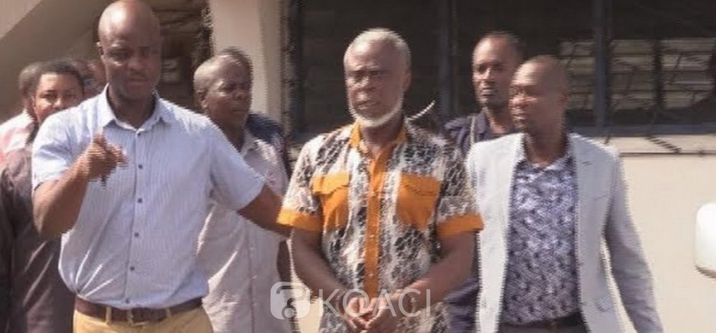 Ghana :  Affaire présumé coup, liberté sous caution pour le Colonel Gameli et 7 des 10 accusés