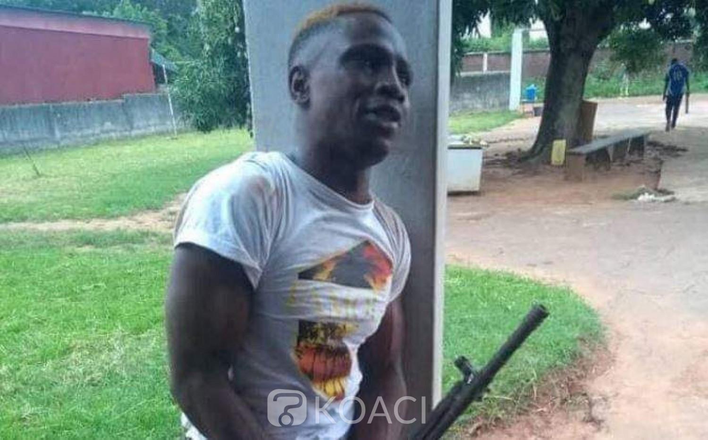 Côte d'Ivoire : Muni d'une Kalachnikov dans un taxi-brousse, un Béninois appréhendé