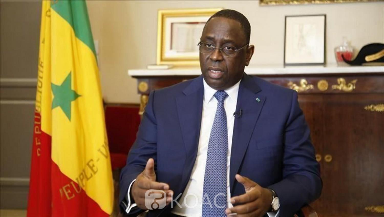 Sénégal : Sall invite à éviter la stigmatisation liée au Coronavirus alors que le pays compte plus de 1700 cas