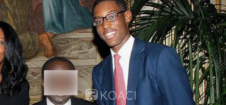 Côte d'Ivoire-USA : Décès aux USA de Bilal Thiam, fils de Tidjane Thiam