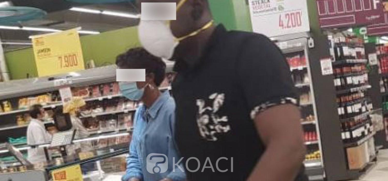 Côte d'Ivoire : Même si très peu touchée, masque désormais obligatoire dans les résidences universitaires
