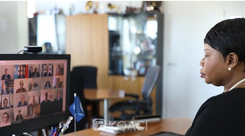 Côte d'Ivoire : Fatou Bensouda invite à son tour   la chambre d'appel à reporter l'audience virtuelle prévue le 27 mai prochain