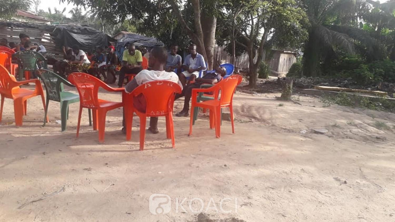 Côte d'Ivoire : Drame à N'Douci, un couple perd 3 enfants après la prise du petit déjeuner