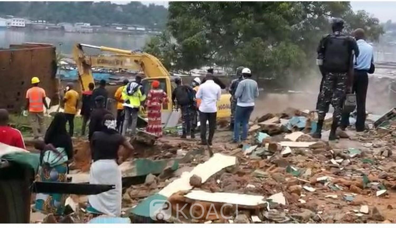 Côte d'Ivoire : 4è pont, déguerpissement des membres du collectif assignés en justice