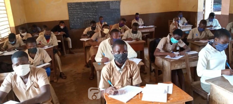 Bénin : Coronavirus, reprise des cours masquée par sécurité sur toute l'étendue du territoire