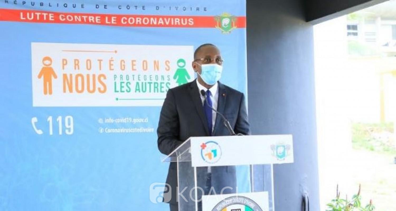 Côte d'Ivoire : Covid19, treize entreprises locales retenues  pour produire des masques de protection