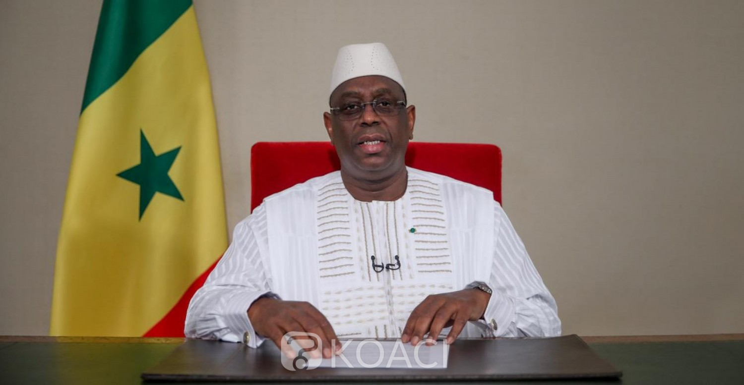 Sénégal : Coronavirus, Macky Sall assouplit les restrictions