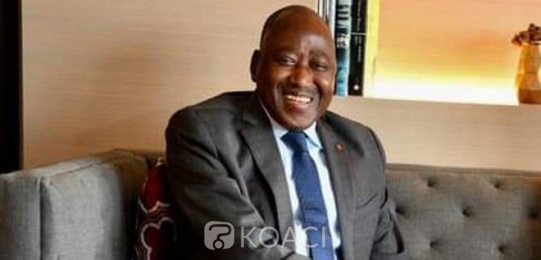 Côte d'Ivoire-France : En attendant de rentrer au Pays, Amadou Gon reprend le travail depuis Paris