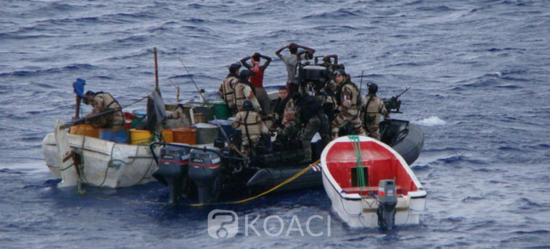 Guinée Equatoriale : Cinq marins dont des russes kidnappés par des pirates au large