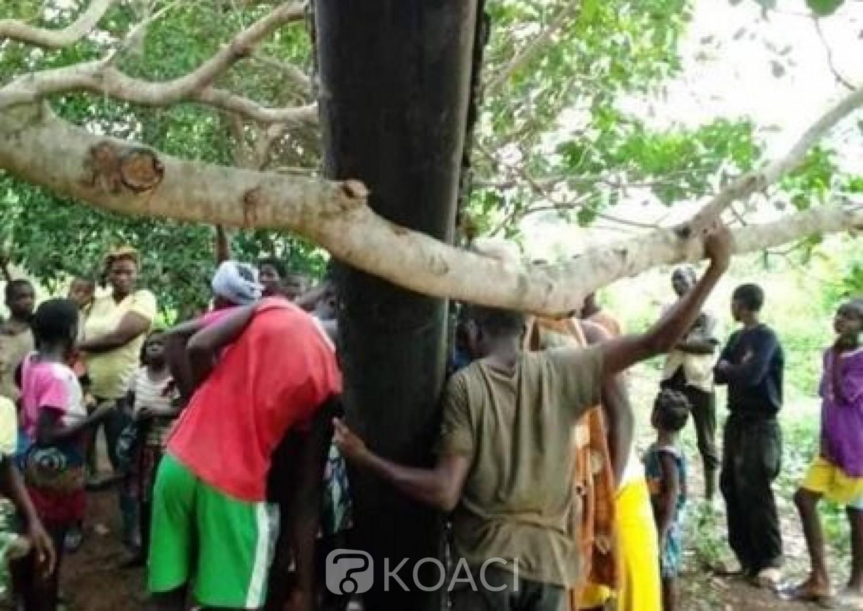 Côte d'Ivoire : Premières informations sur les débris métalliques tombés dans un village à Bocanda