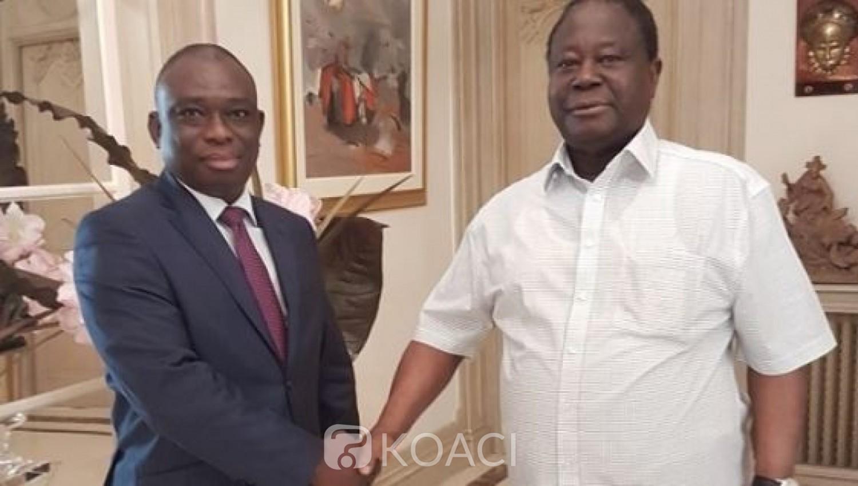 Côte d'Ivoire : PDCI, Bédié le « candidat » de KKB à la convention limoge un coordonnateur en Europe