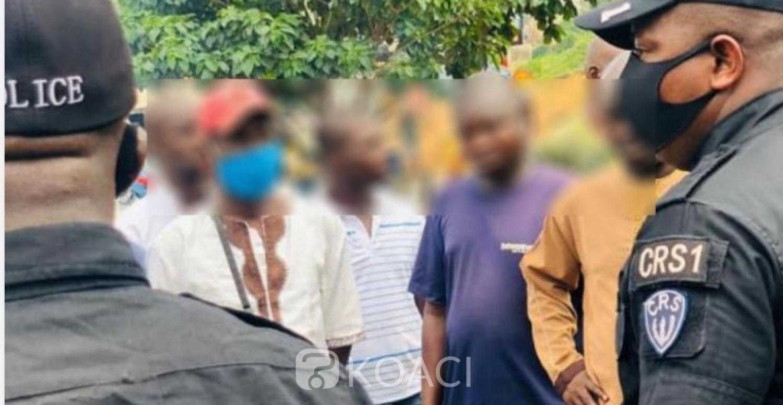 Côte d'Ivoire : Non-respect des mesures barrières dans les transports, on tente de négocier au mieux les amendes