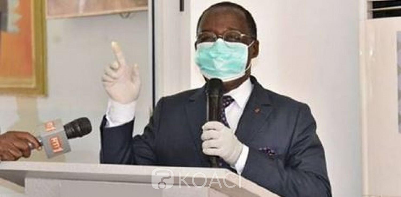 Côte d'Ivoire : COVID-19, 10 véhicules de la BM et Aka Aouélé qui justifie la hausse des cas de contamination par l'adhésion au dépistage