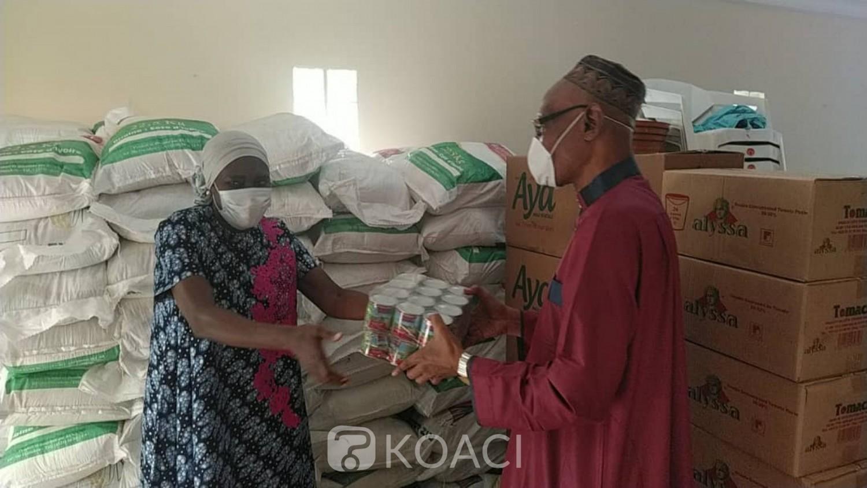 Côte d'Ivoire : Campagne de Don du Ramadan, Simone Gbagbo demande aux musulmans d'Abobo et Yopougon de prier pour le Pays