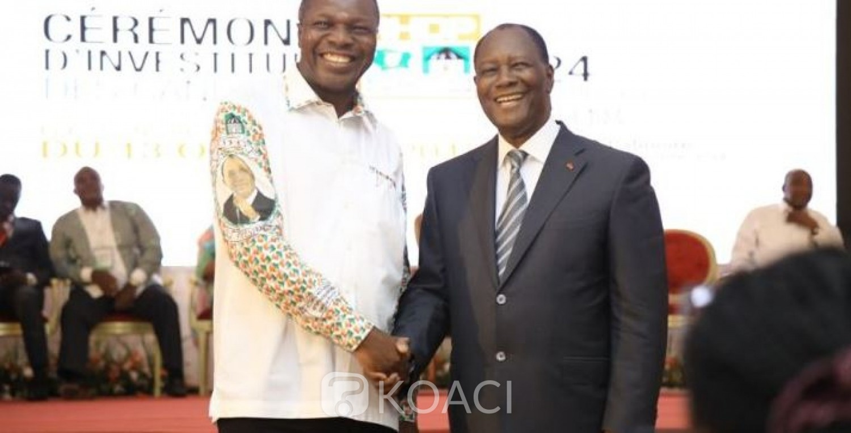 Côte d'Ivoire : Mabri Toikeuse se prépare-t-il pour le Conseil Economique et Social ?
