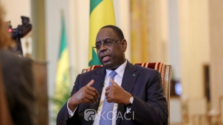 Sénégal : Reprise des vols sans en avoir été informé, Macky Sall en colère contre Air France