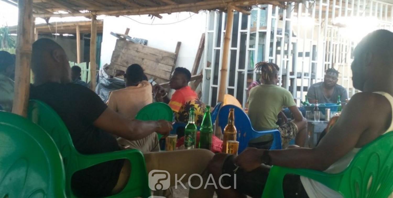 Côte d'Ivoire : Coronavirus, couvre-feu levé, à Yopougon, c'est déjà la joie, « on va se laisser maintenant »