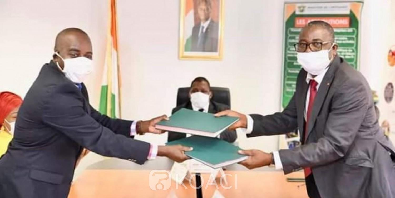 Côte d'Ivoire : Masques alternatifs, le « made in Côte d'Ivoire » officialisé, l'industrie locale obtient sa grosse commande