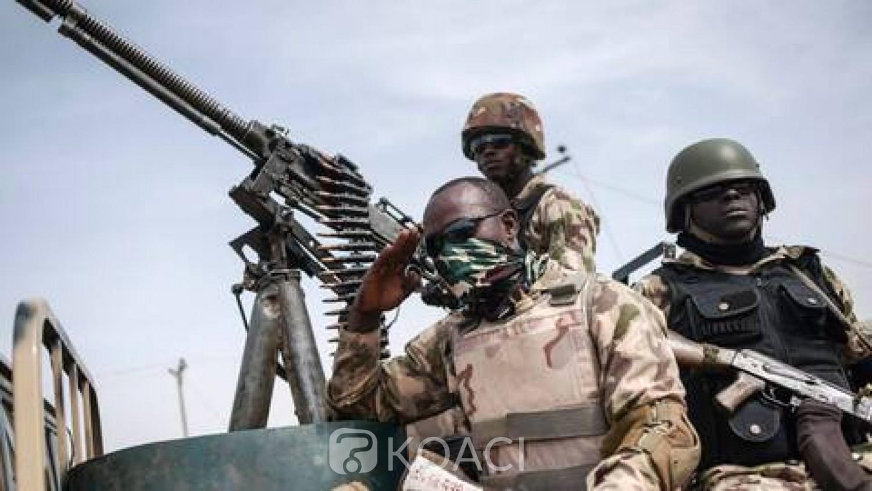 Nigeria : Cinq soldats nigérians tués dans une attaque de l' ISWAP à Mainok
