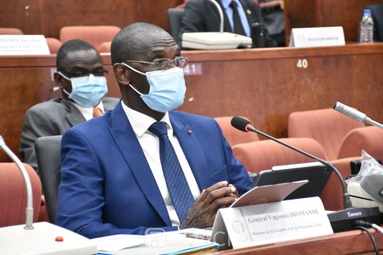 Côte d'Ivoire : Général Vagondo annonce le déploiement de 37505 éléments des forces de défense et de sécurité dans le cadre de la lutte contre la COVID-19