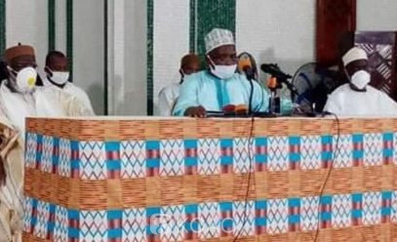 Côte d'Ivoire : Coronavirus, reprise des prières dans les mosquées à compter du vendredi 15 avec un nombre limité de fidèles