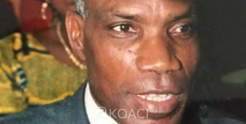Côte d'Ivoire : Décès du porte-parole du RHDP de France, Joël Célestin Tchetche succombe d'un AVC