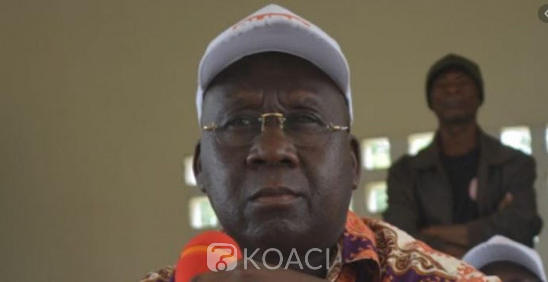 Côte d'Ivoire : Des partisans d'Alcide Djédjé s'attendaient à son entrée au Gouvernement