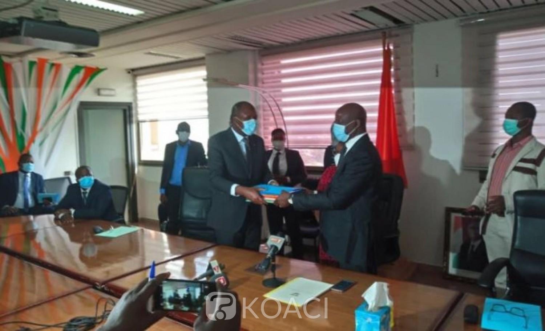 Côte d'Ivoire : Qui est le nouveau Ministre Adama Diawara ?