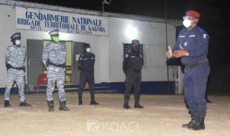 Côte d'Ivoire : En tournée à l'Ouest, le Général Apalo invite ses hommes  à « rester stoïque » face aux manipulateurs