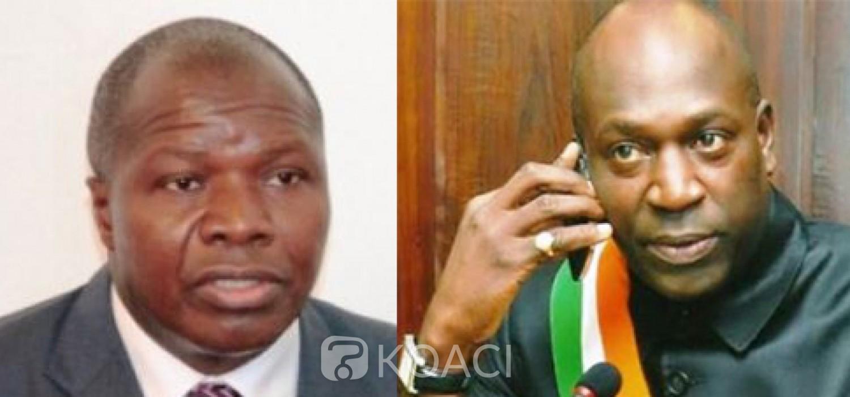 Côte d'Ivoire : Mabri plus Ministre désormais face à plainte du Député Méambly, une affaire d'une dette de 1,28 milliards de Fcfa