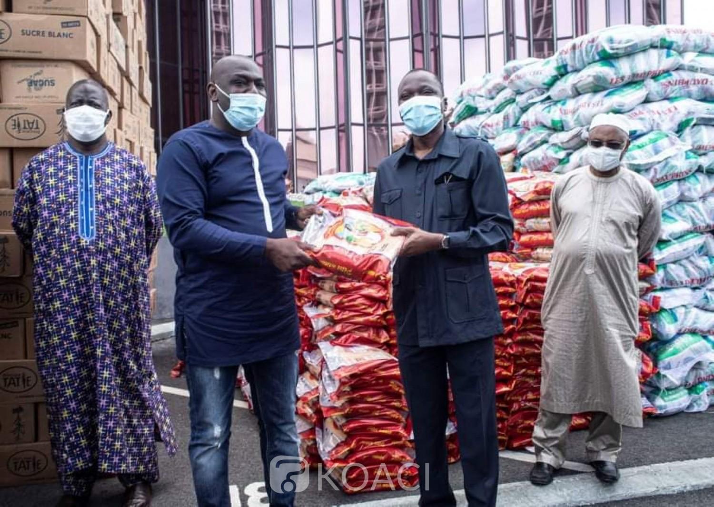 Côte d'Ivoire :  De retour au Pays, Amadou Koné au sujet de la santé du Premier Ministre : « Je suis revenu hier parce que les choses se passent très très bien »