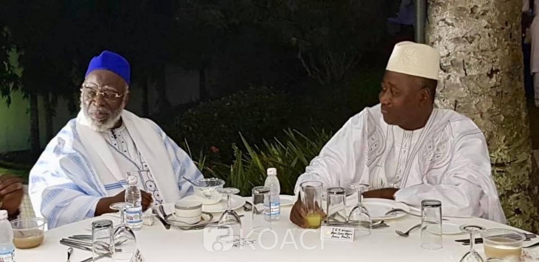 Côte d'Ivoire : Décès du Cheick Boikary, depuis Paris, Gon pleure le guide religieux «ami et frère » d'Alassane Ouattara