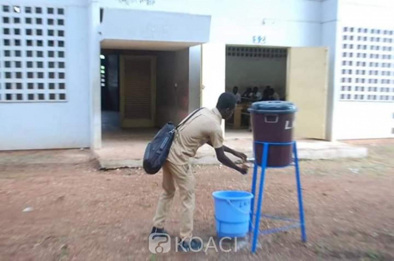 Côte d'Ivoire : Reprise des cours, à Daoukro, on traîne encore les pas dans les établissements