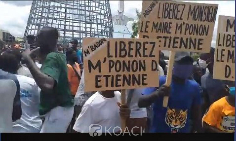 Côte d'Ivoire : Affaire Le Drone, le SG de EDS devant le parquet, manifestation devant le palais de justice au Plateau