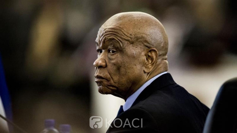 Lesotho: Contesté, Thomas Thabane annonce sa démission