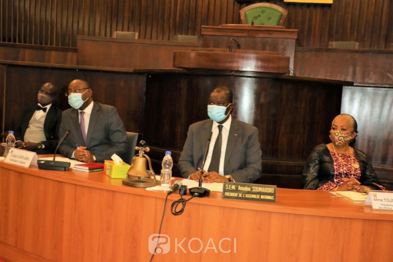 Côte d'Ivoire : Le Groupe parlementaire PDCI-RDA refuse de s'associer au projets de ratification de lois portant code électoral et la CEI qu'il juge « confligènes »