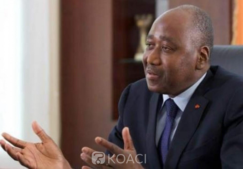 Côte d'Ivoire: Annoncé mourant par ses adversaires, Amadou Gon à Kandia face aux femmes du RHDP : «  Dis leur que je vais bien, je vais très bien d'ailleurs »
