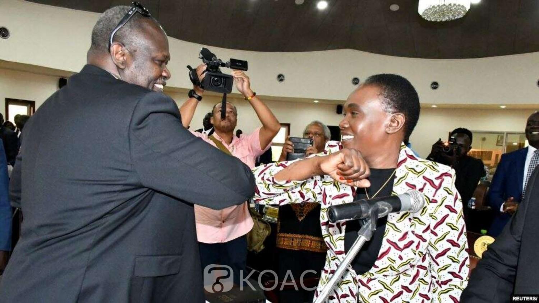 Soudan du Sud : Le vice-Président Riek Machar et son épouse testés positifs au Covid-19
