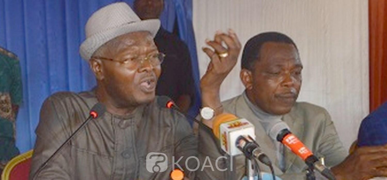 Togo :  Réaction des avocats d'Agbéyomé après le renvoi de leur recours à la Cour constitutionnelle