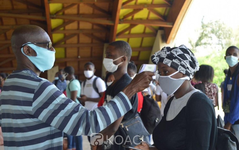 Côte d'Ivoire : Réouverture  de l'Institut National Polytechnique après deux mois de fermeture