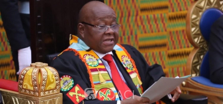 Ghana :  Test de Covid-19 pour tous les députés et personnel du parlement
